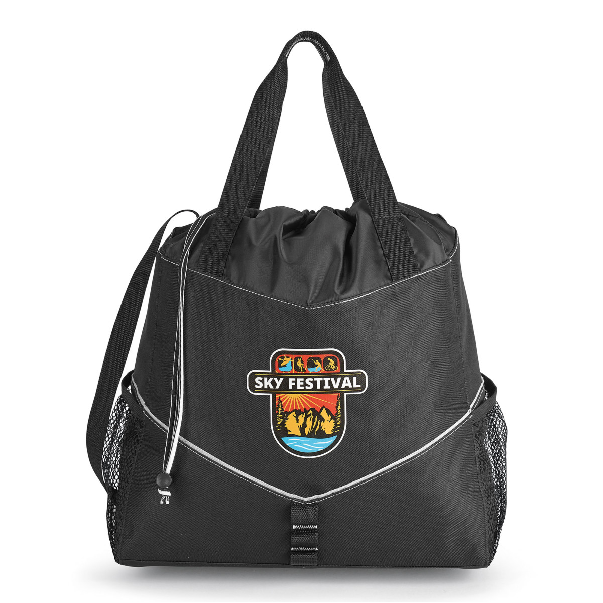 Archer All Purpose Tote Black