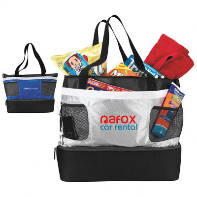 Atchison® Double Decker Cooler Tote