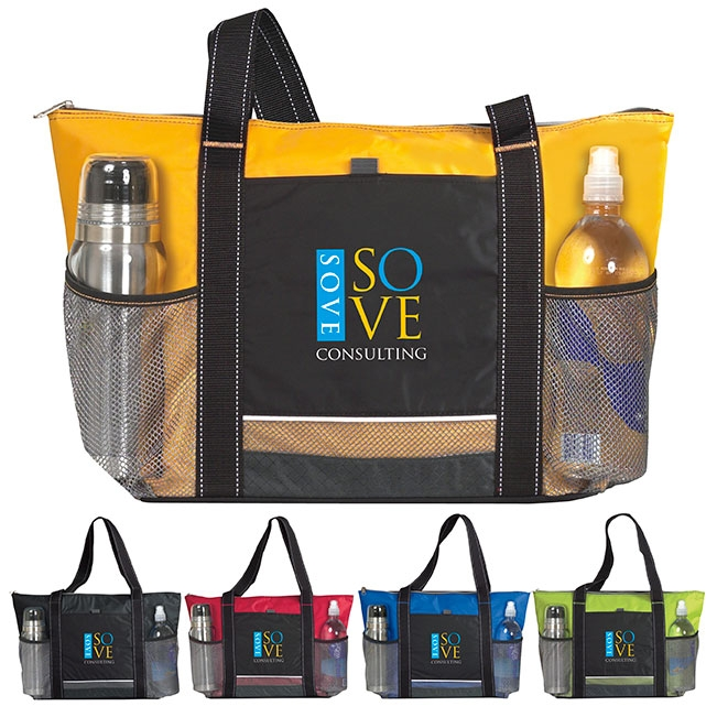 Atchison® Icy Bright Cooler Tote
