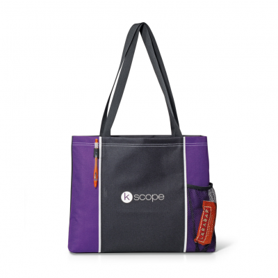 Classic Convention Tote Purple