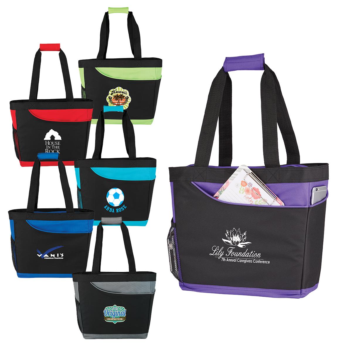 Convertible Cooler Tote Bag