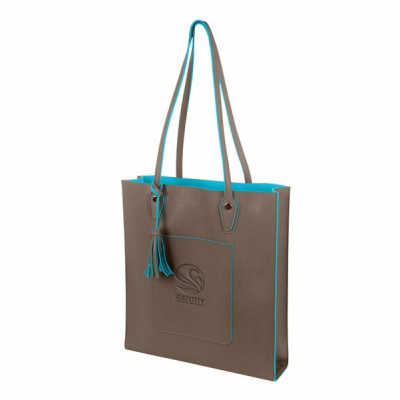Duet Rectangular Tote Bag