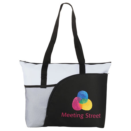 Excel Sport Zippered Utility Business Tote