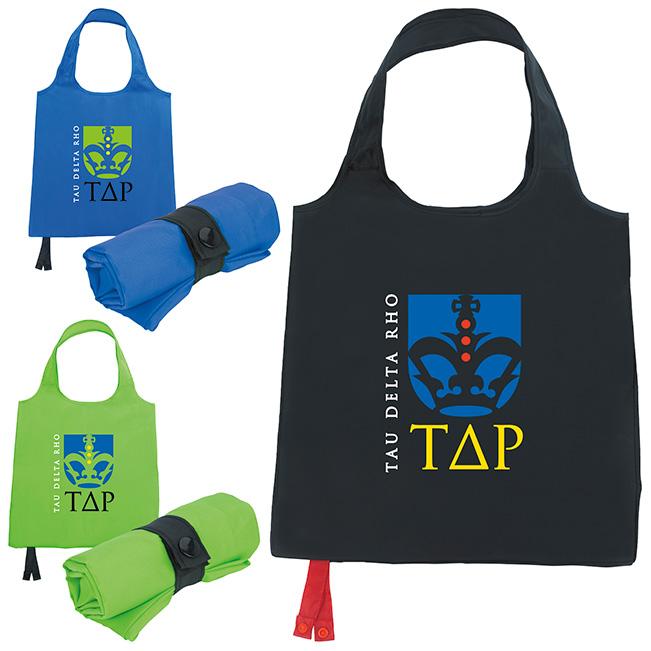 GoodValue® Reusable Foldable Tote Bag