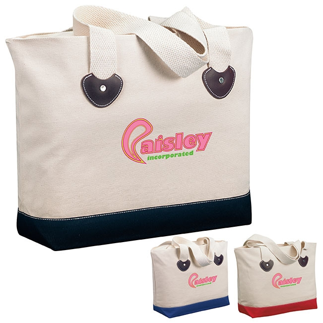 GoodValue® Zippered Boat Tote Bag