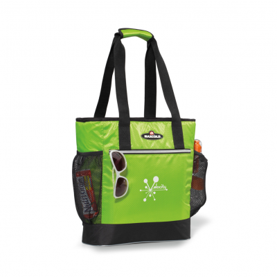 Igloo® MaxCold™ Insulated Cooler Tote Green-Black