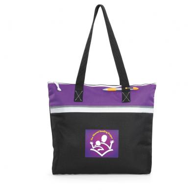 Muse Convention Tote Purple