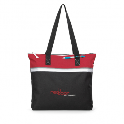 Muse Convention Tote Red