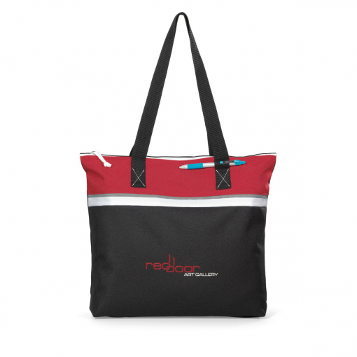 Muse Convention Tote - Red