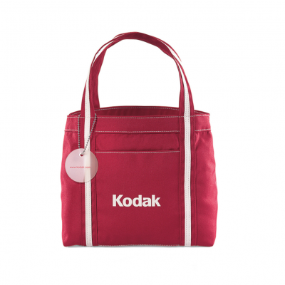 Piccolo Mini Tote Red