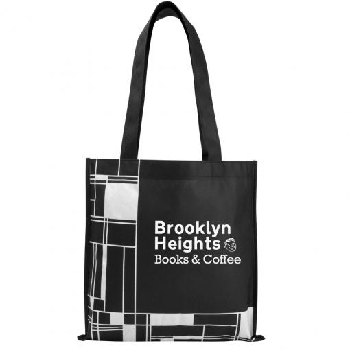 Poly Pro Printed Tote Bag