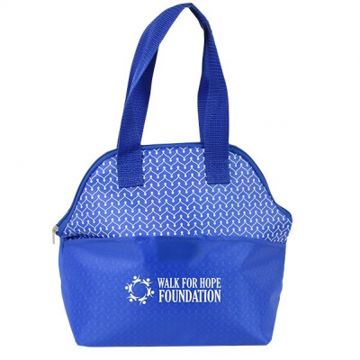 Printed Cooler Tote Bag