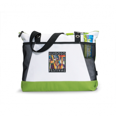 Venture Business Tote Green