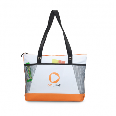 Venture Business Tote Orange