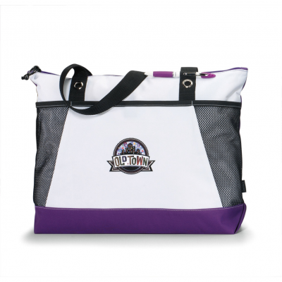 Venture Business Tote Purple