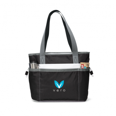 Vineyard Insulated Tote - Black