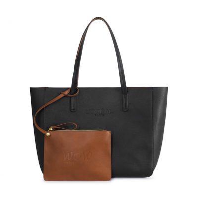 Bristol Fashion Tote Black