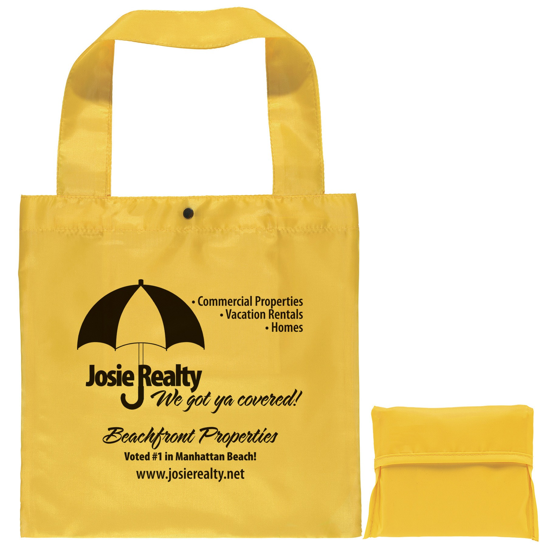 Josie Tote Bag - Screen Print