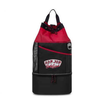Oceanside Sport Cooler Tote - Red