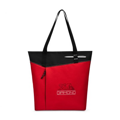 Venue Convention Tote - Red