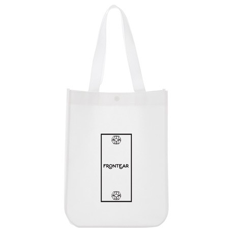 Mini Laminated Non-Woven Shopper Tote
