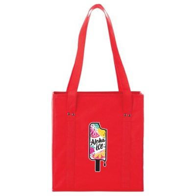Little Grocery Collapsible Non-Woven Tote