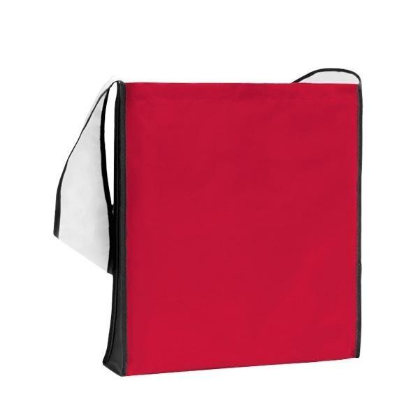Color Block Tote Bag