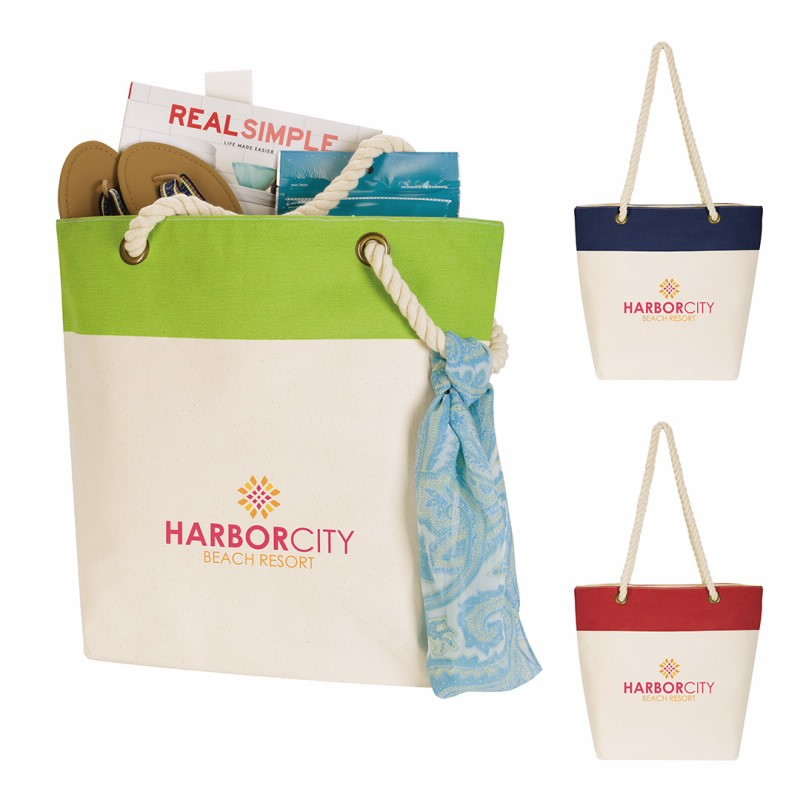 GoodValue® Henley Rope Tote