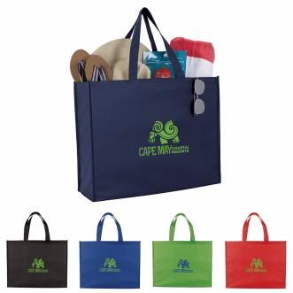 GoodValue® Non Woven Shopper Tote Bag