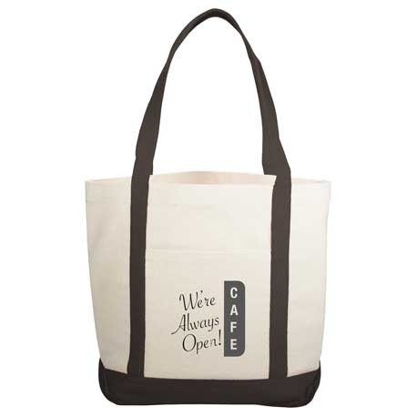 Casablanca 10oz Cotton Canvas Boat Tote