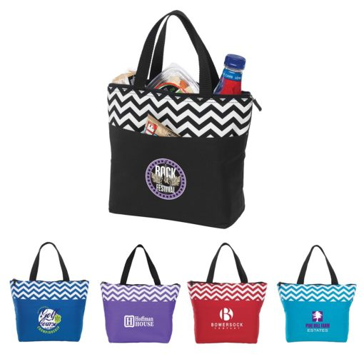 Summit Lunch Tote Cooler Bag