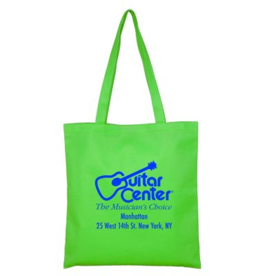 """Catalina"" Day Tote & Shopping Bag w/Hook & Loop Fastener Closure"