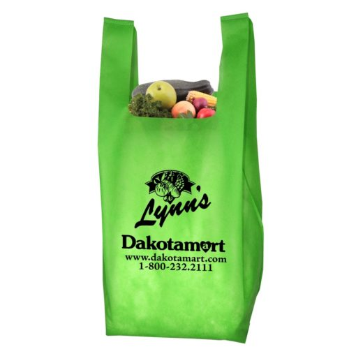 Caveat Everyday Grocery Shopping Tote Bag (Overseas)