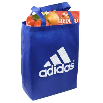 """Coral"" Economy Grocery & Shopping Tote Bag"