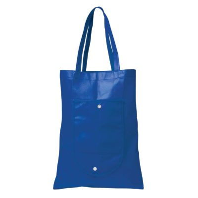 """Cove"" Fold-Up Tote Bag (Overseas)"