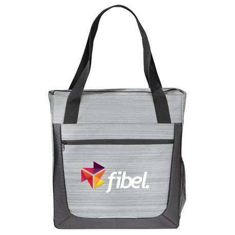 Essentials Large Zippered Tote