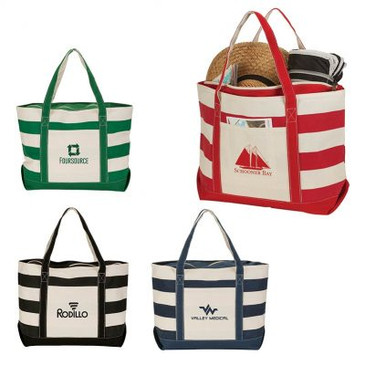 Newport Natural Canvas Tote