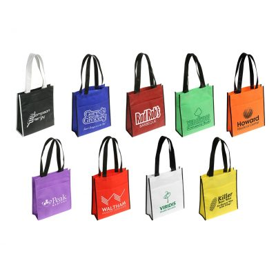 Peak Tote Bag with Pocket