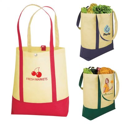 Pianzor Snap Closure Tote