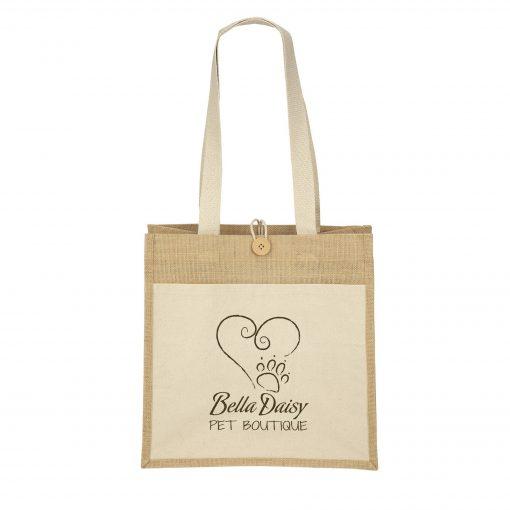 Izzy™ Tote Bag (Screen Print)