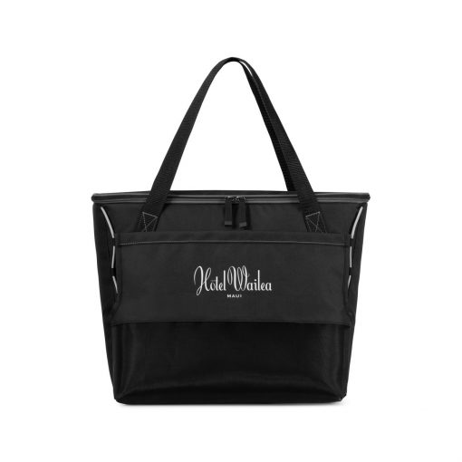 Maui Pacific Cooler Tote - Black