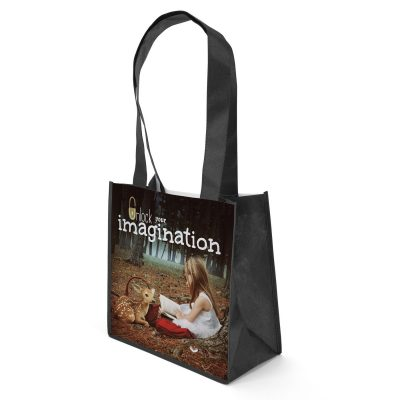 Monet PET Non-Woven Tote Bag (Sublimation)