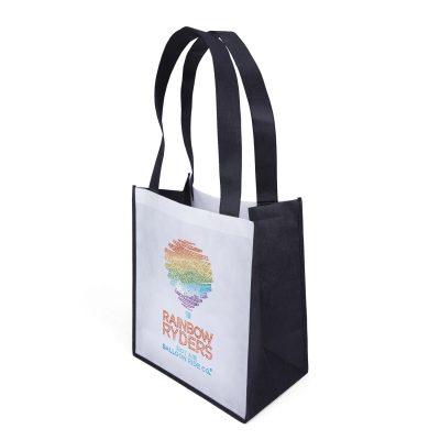 Renoir PET Non-Woven Tote Bag (Sparkle)