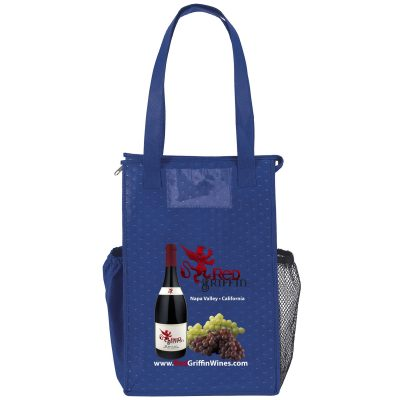 Therm-O-Super Snack™ Tote Bag (ColorVista)