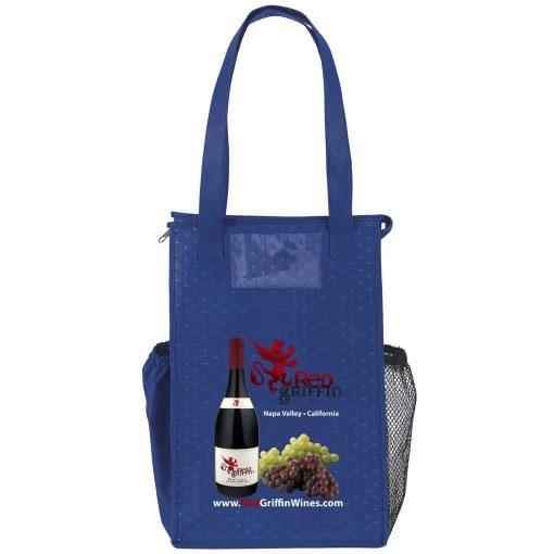 Therm-O-Super Snack™ Tote Bag (ColorVista)