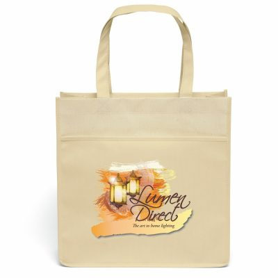 Urban™ Matte-Laminated Tote Bag (ColorVista)