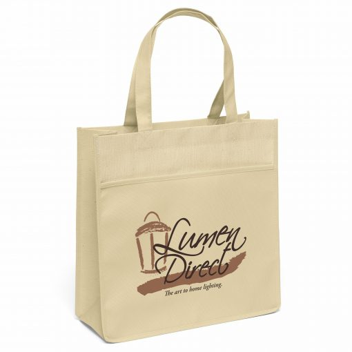 Urban™ Matte-Laminated Tote Bag (Screen Printed)