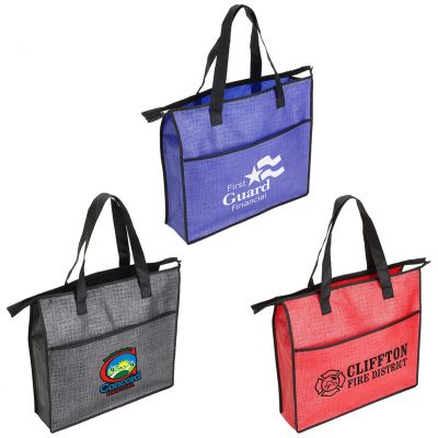 Concourse Heathered Tote