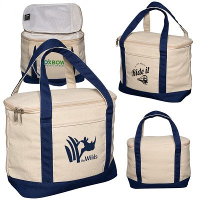 Cotton Cooler Lunch Tote