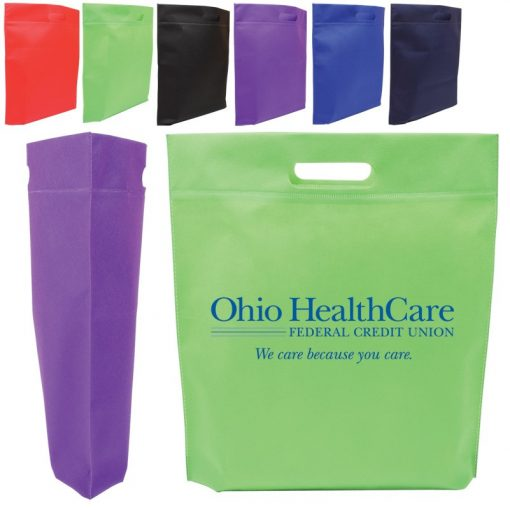 Die Cut Handle Trade Show Non-Woven Tote